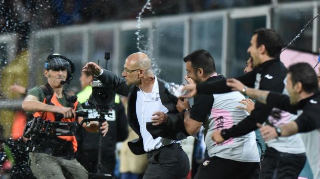 Calcio, palermo-verona, salvezza palermo, SERIE A, Davide Ballardini, Maurizio Zamparini, Palermo, Domani in Edicola