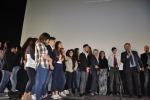 Film scritto dagli studenti del Finocchiaro Aprile: le foto dell'anteprima a Palermo