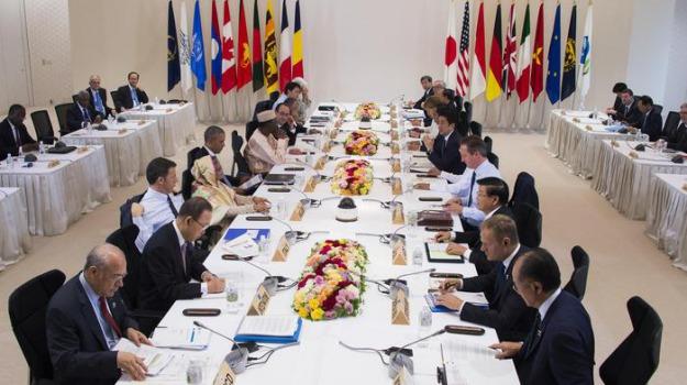 G7 2016, G7 Giappone, Russia, Sicilia, Mondo