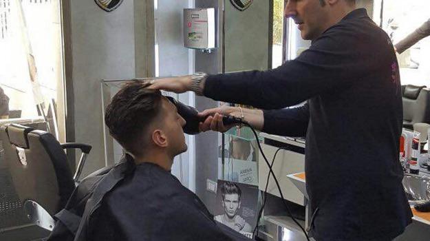 barbiere, cura, Palermo, Vita