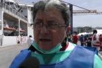 Sbarco a Palermo, il responsabile Asp: nessun caso eclatante, situazione sotto controllo