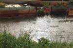Invasa dal fango e chiusa al traffico, via Imera dopo il nubifragio - Video