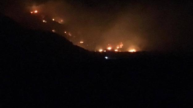 frane, incendio, Pantelleria, Trapani, Cronaca