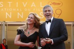 Julia Roberts e George Clooney a Cannes, sorrisi a gogò sul red carpet