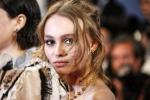 Lily-Rose, debutta a Cannes la figlia di Johnny Depp - Foto