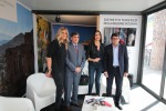 Internazionali, la Cucinotta ospite: promuove la Sicilia - Foto