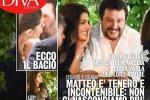 """Salvini-Isoardi, nuove foto: """"Matteo è tenero e incontenibile"""""""