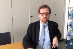 Maurizio Del Conte, presidente dell'Anpal