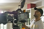 Il regista Max Nardari presente all'anteprima nazionale