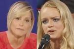 """""""Se tu mi conoscessi, non avresti detto che sono una cattiva mamma"""": in tv la lite tra Simona Ventura e Mercedesz Henger"""