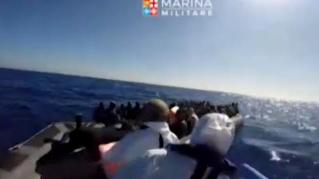 Messina sbarchi migranti, Messina, Cronaca