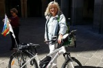 Dal Friuli alla Sicilia in bicicletta: l'impresa di una 58enne