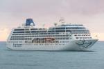 Arriva a Cuba la prima nave da crociera americana: il video