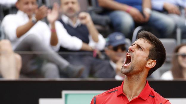 parigi, Roland Garros, Tennis, Sicilia, Sport
