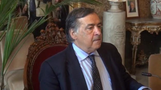 corsa, palazzo, Palermo, sindaco, Leoluca Orlando, Palermo, Politica