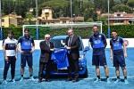Presentata a Coverciano la Panda degli Azzurri: sorpresa tra i calciatori - Foto