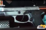 Armi illegali, arrestato 59enne a Palermo