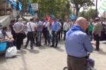 Sciopero del commercio, la protesta anche a Palermo - Video