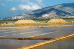Stazione termale nelle saline di Trapani, intesa per il progetto