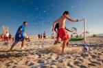 Beach bocce, zumba e non solo: sport in spiaggia a Mondello