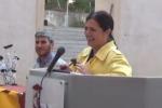 Talassemia, campagna a Palermo: Stefania Petyx testimonial