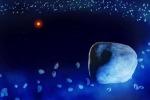 Scoperto girotondo di comete attorno ad una giovane stella simile al nostro Sole