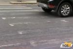Segnaletica stradale a Enna, manutenzione al risparmio