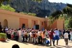 Ambiente e legalità, studenti in campo alla Favorita di Palermo - Video