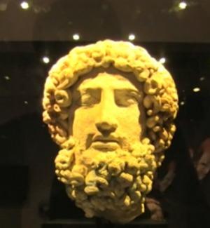 La Testa di Ade torna al Museo archeologico di Aidone