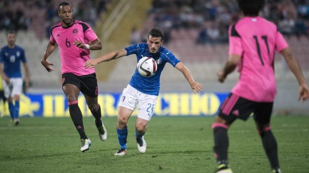 Calcio, europei, Sicilia, Sport