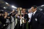 """Coppa Italia, la gioia di Allegri: """"Bravi e fortunati"""". Rivedi la partita"""