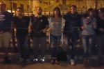 Almaviva, c'è l'accordo: salvi 3 mila posti. Notte di attesa davanti al Comune di Palermo - Video
