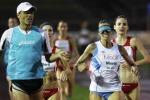 Il mazarese Pomilia: «La mia corsa con Annalisa Minetti»