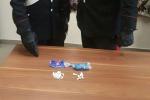 Cocaina nei pacchetti di fazzolettini: un arresto a Palermo