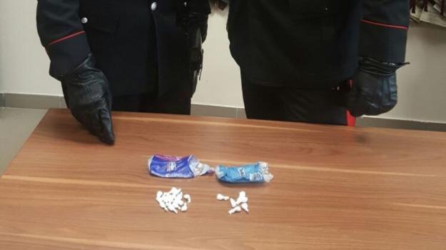 arresto, carabinieri, cocaina, droga, Palermo, Cronaca