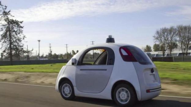 auto senza guidatore, automobili, Fca, google, minivan Pacifica, Sicilia, Economia