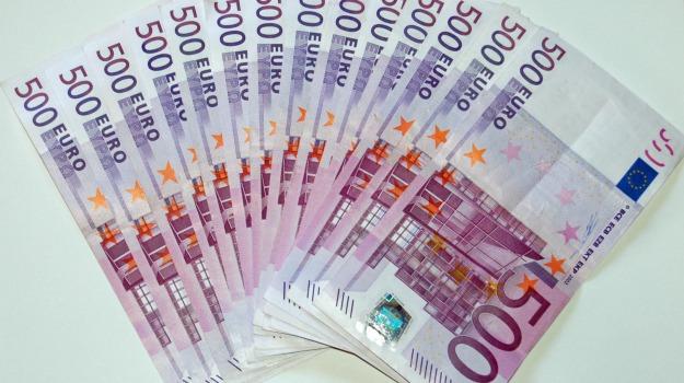 banconota 500 euro, Bce, Mario Draghi, Sicilia, Economia