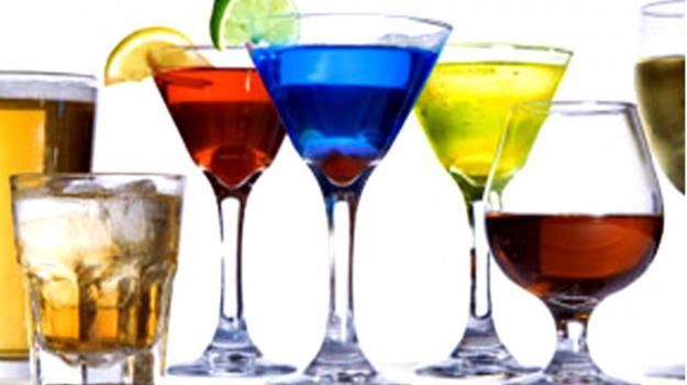 bicchieri, mobile bar, Sicilia, Società