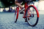 "Erice, famiglie e bimbi in bicicletta per ""riscoprire"" la città"