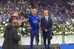 Festa per il Leicester, Bocelli canta per le Foxes e per Ranieri - Foto