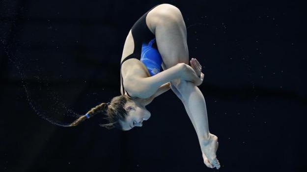 nuoto, tuffi, Tania Cagnotto, Sicilia, Sport