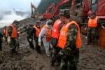 Cina, frana in un cantiere idroelettrico: recuperati 10 corpi