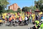 """Dedicata ai migranti la settima edizione di """"CicloAmnesty"""" a Palermo - Video"""
