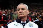 L'allenatore del Leicester Claudio Ranieri