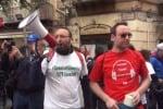 Da Almaviva a Fincantieri, in migliaia al corteo per il lavoro a Palermo