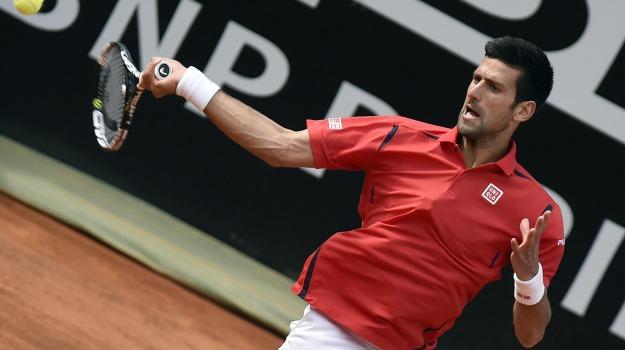 Internazionali, quarti di finale, Tennis, Andy Murray, Novak Djokovic, Rafa Nadal, Sicilia, Sport