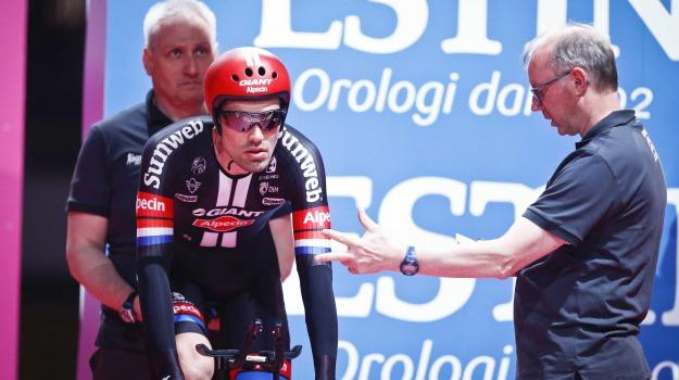 cronometro, giro d'italia, maglia rosa, tappa, Tom Dumoulin, Vincenzo Nibali, Sicilia, Sport