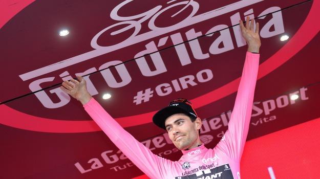 ciclismo, giro d'italia, maglia rosa, tappa, Vincenzo Nibali, Sicilia, Sport