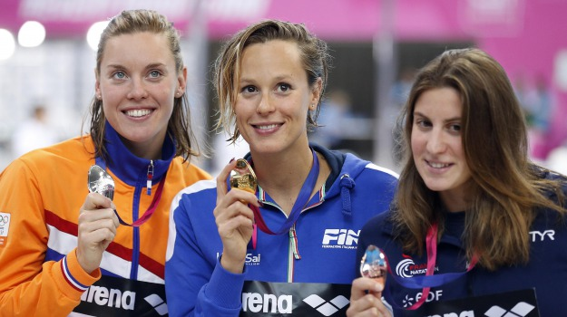 europei, nuoto, oro, Sicilia, Sport