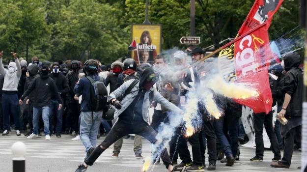 jobs act Francia, proteste, sindacati, Sicilia, Mondo